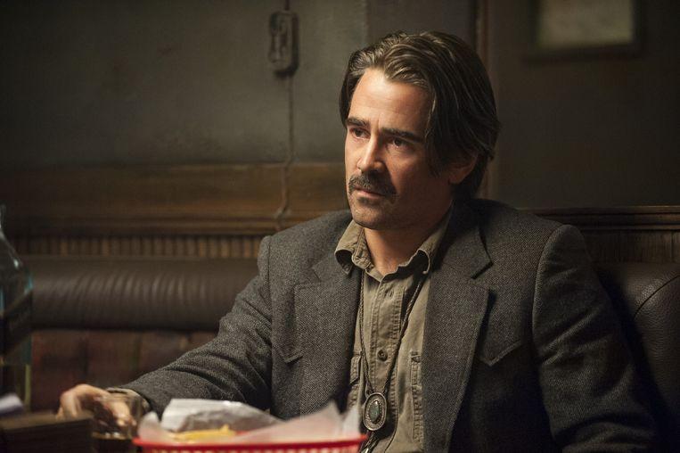 Ray Velcoro, intens gespeeld door Colin Farrell Beeld HBO