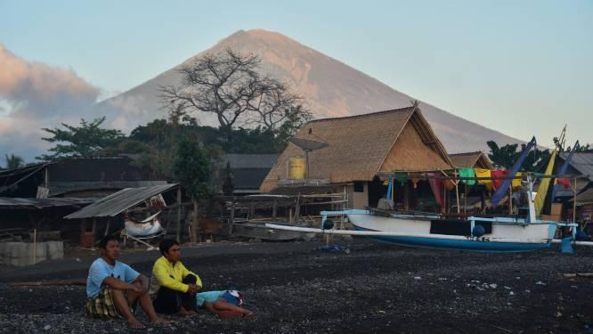 Vulkaan op Bali dreigt uit te barsten: 100 bussen voor evacuatie toeristen