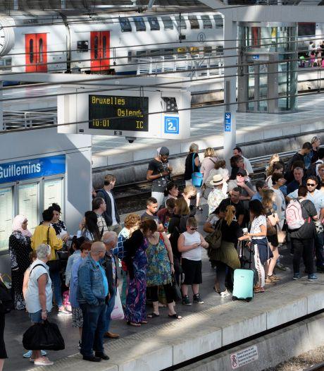 Cet été, plus aucun train ne circulera entre Liège-Guillemins et Herstal/Liers