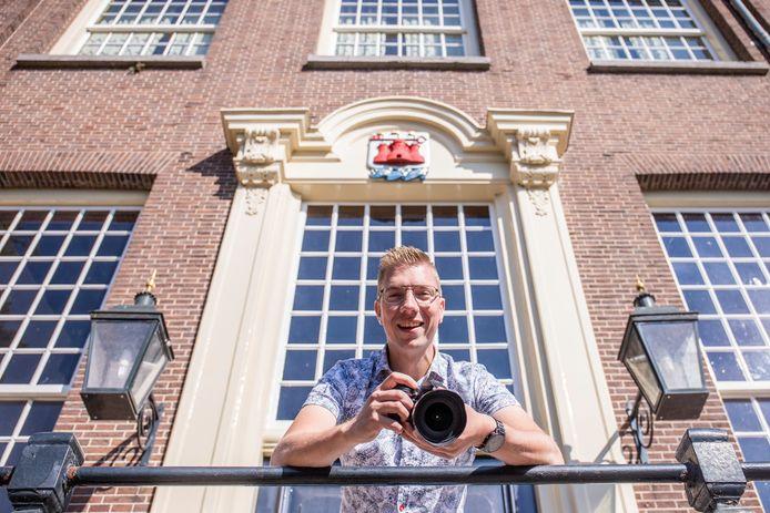Max ter Burg is Kunstenaar van het Jaar 2021 van Rhenen.