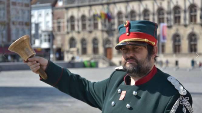 Kortrijk zoekt na jaar onderbreking weer nieuwe belleman of -vrouw, nu coronacrisis op laatste beentjes loopt