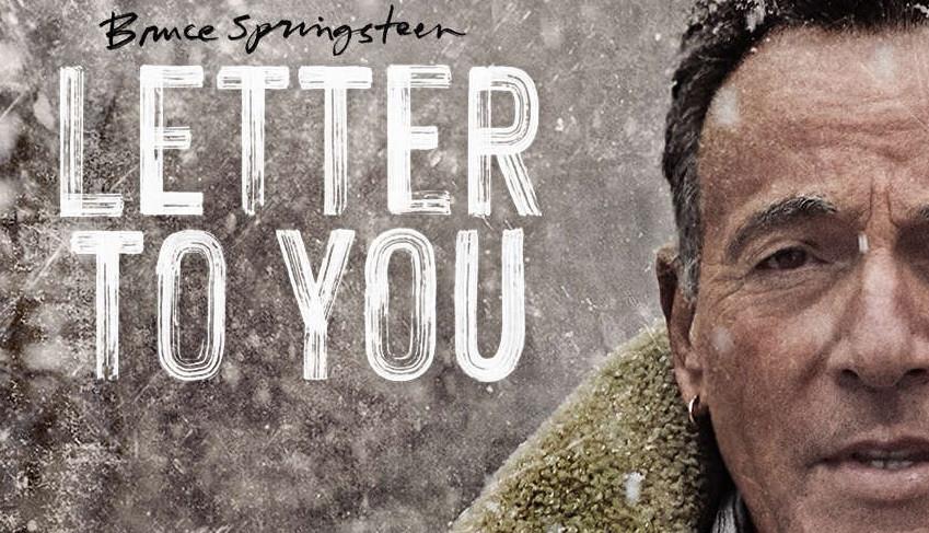 """Letter to you"", le 20e album studio de Bruce Springsteen, sortira le 23 octobre 2020."