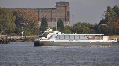 Waterbus nu ook naar Sint-Anneke en haven