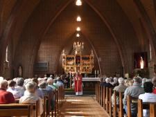Afscheid tijdens allerlaatste mis Antonius van Paduakerk in Vianen