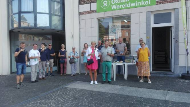 Oxfam Wereldwinkel maakt winnaars bekend van zomerzoektocht