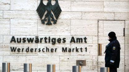 Buitenlandse hackers bemachtigen gegevens van Duitse regering