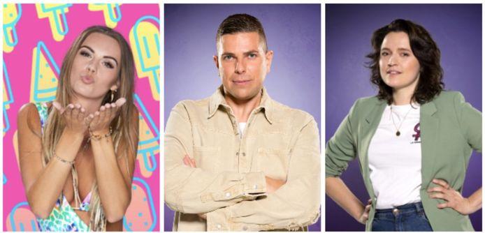 Nick uit 'Big Brother': hij wordt gelinkt aan medekandidate Naomi én aan 'Love Island'-gezicht Lisa.
