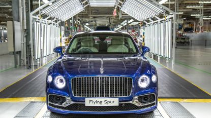 Bentley ontslaat bijna kwart van alle werknemers