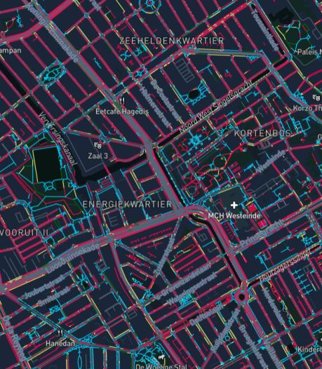 Is social distancing mogelijk bij jou in de straat? Deze kaart heeft het antwoord