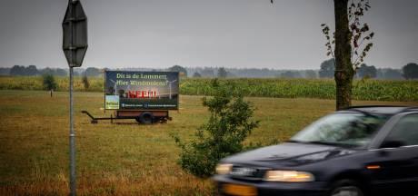 De Lommert strijdt tegen extra windmolens in Staphorst