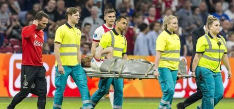 Veltman na bijna zeven maanden blessureleed terug op trainingsveld