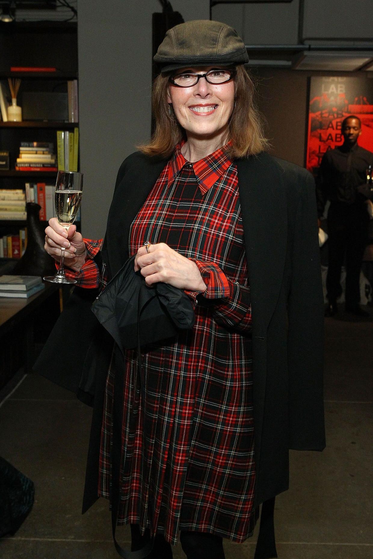 E. Jean Carroll in 2015. Beeld AFP