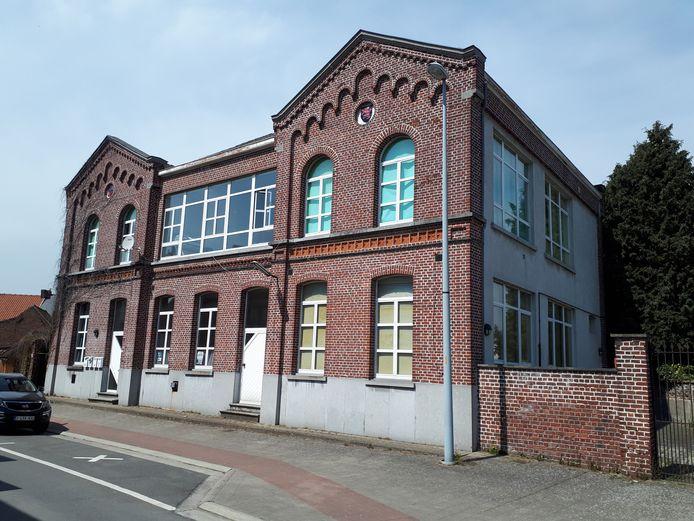 Sint-Lievens-Houtem bracht de noodwoning onder in het voormalige vluchthuis in Bavegem.