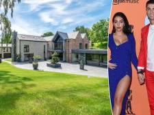 La villa de luxe où vont vivre Cristiano Ronaldo et sa famille à Manchester