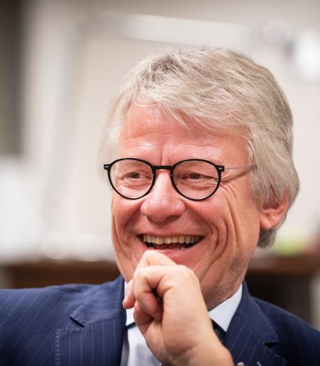 Felicitatie ernstig zieke Cornielje emotioneert opvolger Berends