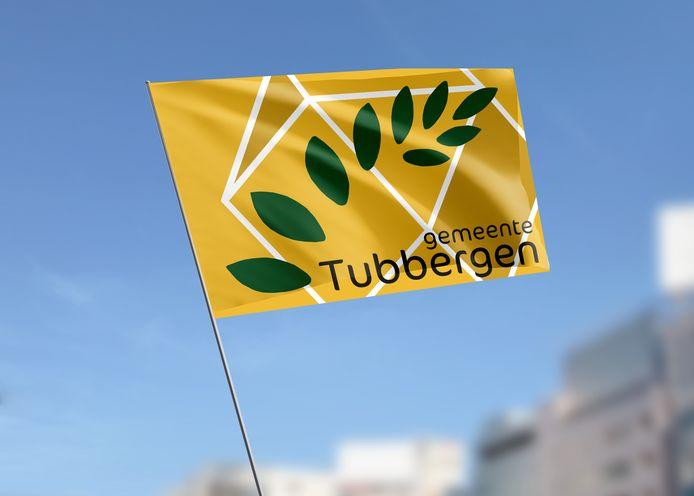 Vlag Tubbergen, optie 1
