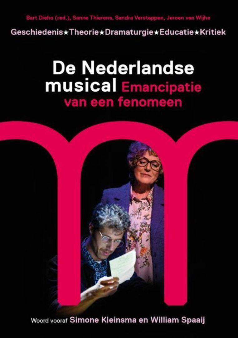 Boek musicalgeschiedenis Beeld