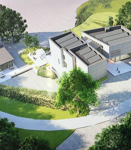 Na protesten uit de buurt ligt er nu een nieuw ontwerp voor het Steengroeve Museum in Winterswijk