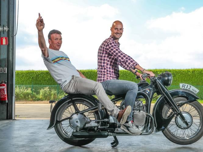 """Tom Boonen & Johan Museeuw houden alle scenario's open: """"Als Remco op het eind 50 meter krijgt..."""" - """"Dan legt hij 'm 3 tanden groter!"""""""