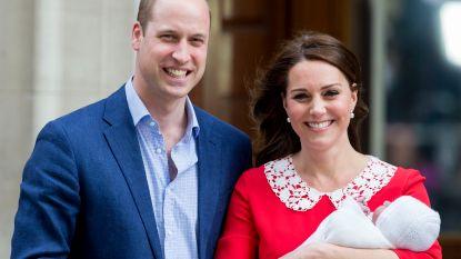 Pasgeboren prinsje heet Louis Arthur Charles. En dit is waarom prins William en Kate Middleton voor die naam kozen