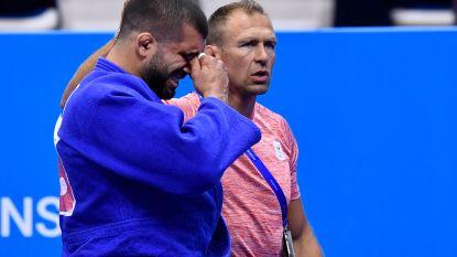 """Nikiforov verlaat Europese Spelen in tranen en zal EK-titel niet verlengen: """"Geblesseerd aan kamp begonnen"""""""