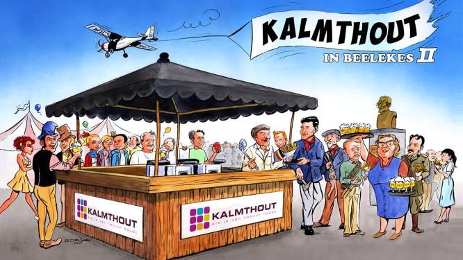 Supervrijwilliger Jaro De Bruyne vereeuwigd in tweede editie Kalmthout in Beelekes