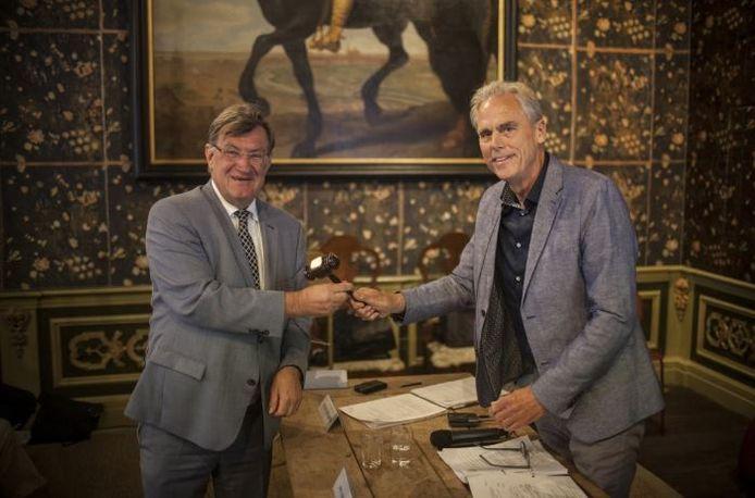 Henk Hellegers is de nieuwe voorzitter van erfgoedvereniging Heemschut.