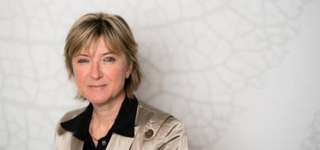 Annetje Ottow wordt de eerste vrouwelijke bestuursvoorzitter van de Universiteit Leiden