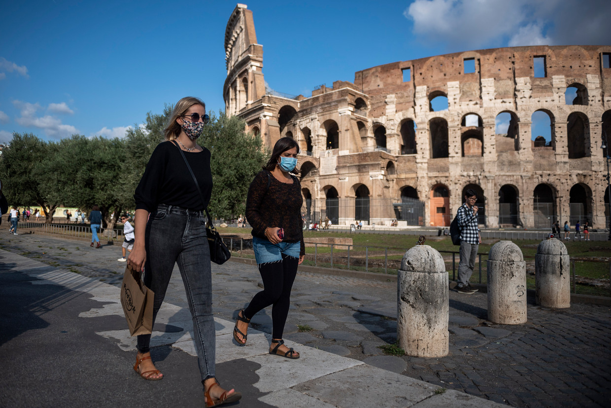 Rome, Italië Beeld Getty Images