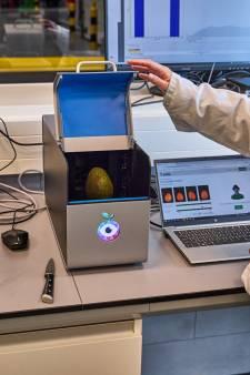 Dankzij dit apparaat hoef je niet meer in avocado's te knijpen om te voelen of ze rijp zijn