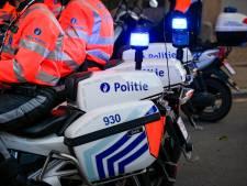 Vitesse-supporters niet welkom in Brussel: grote politiemacht en massale controle rondom stadion