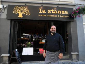 """Italiaans restaurant La Stanza begint aan nieuwe hoofdstuk in vernieuwd deel van Mechelsestraat: """"Uiteraard blijf ik zelf aan het fornuis staan"""""""
