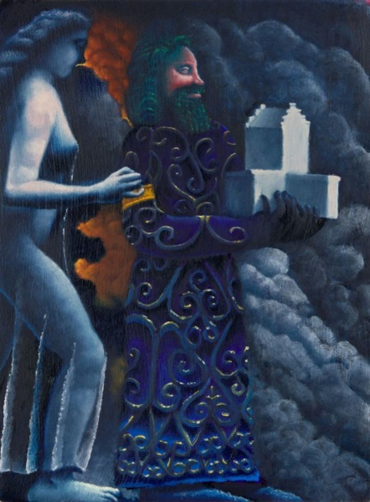 Bendt Eyckermans - 'De erfenis' (2020), Gallery Sofie Van de Velde. Beeld GalleryViewer