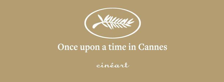 Online 'Festival van Cannes' van Cinéart. Beeld RV
