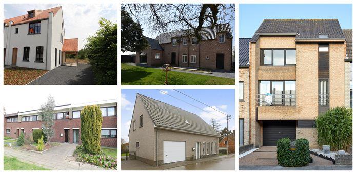 De gemiddelde verkoopprijs van een woning in Vlaanderen is 314.360 euro.