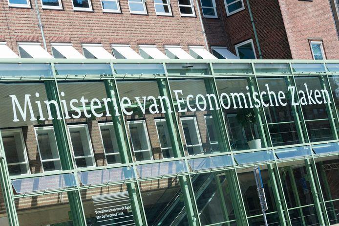 Exterieur Ministerie van Economische Zaken