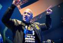 DJ Paul Elstak keert terug tijdens eens drive-in party in het Duitse Uelsen.