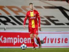 Gewezen GA Eagles-speler Wout Droste vervolgt carrière op IJsland: 'Een mooi avontuur'