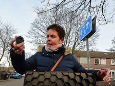 Eerste duurzame verkeersborden in Roosendaal geplaatst