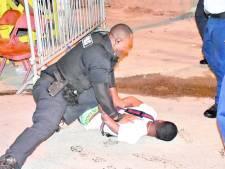 Schutter Merwedestraat met vuurwapen opgepakt op Curaçao