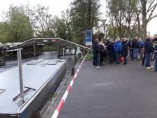 Ondernemers Giethoorn protesteren tegen beperkt gebruik loswal