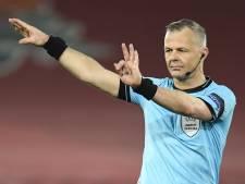 Scheidsrechter Kuipers gaat naar het EK voetbal