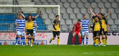 Rampweek De Graafschap compleet: Superboeren grijpen definitief naast promotie na deceptie tegen Roda JC
