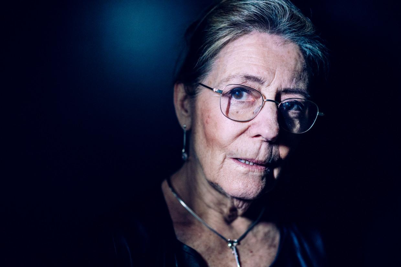 Wivina Demeester: 'Het kan sprankelen en ook eens botsen, maar ik voel mij nooit te oud om met jongeren te discussiëren.' Beeld © Stefaan Temmerman