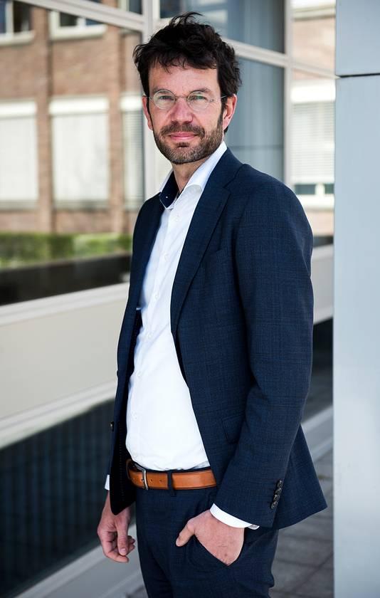 Jaap van Delden, de baas van het Covid-vaccinatieprogramma van het RIVM.