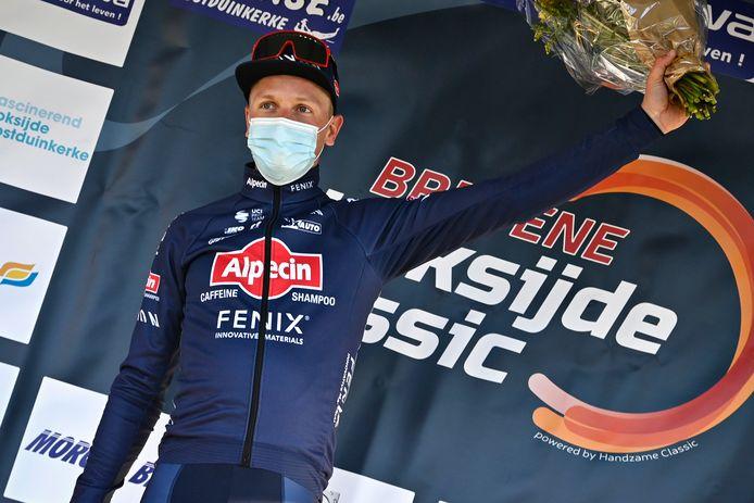 Tim Merlier won de Bredene-Koksijde Classic.
