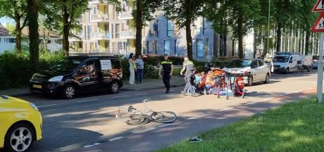 Studente zwaargewond bij aanrijding met auto in Wageningen