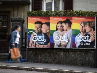 Zwitserland houdt referendum over legalisering van homohuwelijk