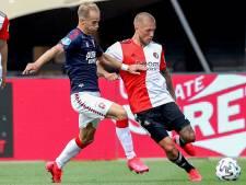 Willem II huurt linksback Ian Smeulers van Feyenoord