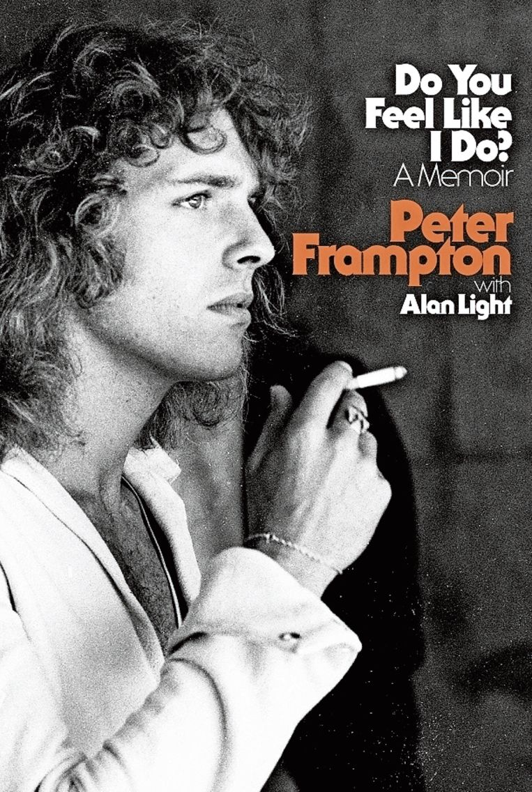 Peter Frampton: Do You Feel Like I Do? Beeld Little, Brown & Company